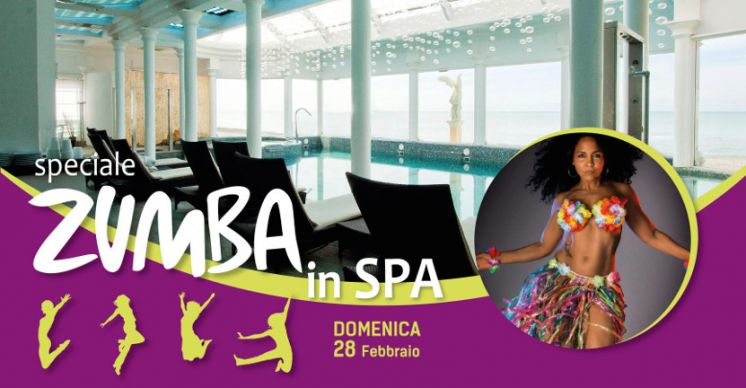 Speciale ZUMBA in SPA